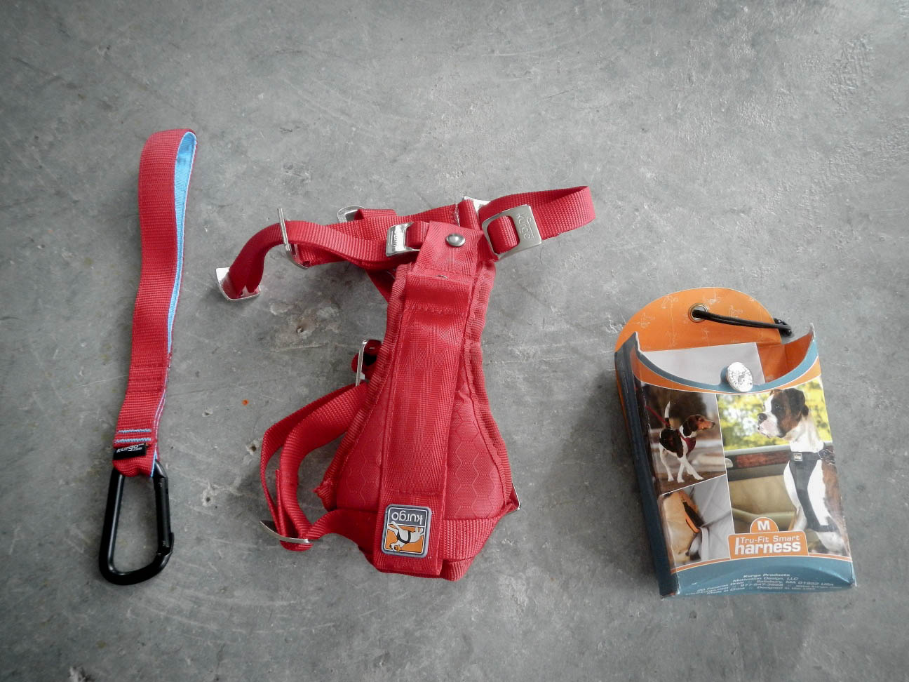 Dog Car Safety Kurgo Auto Harness Zip Line Review