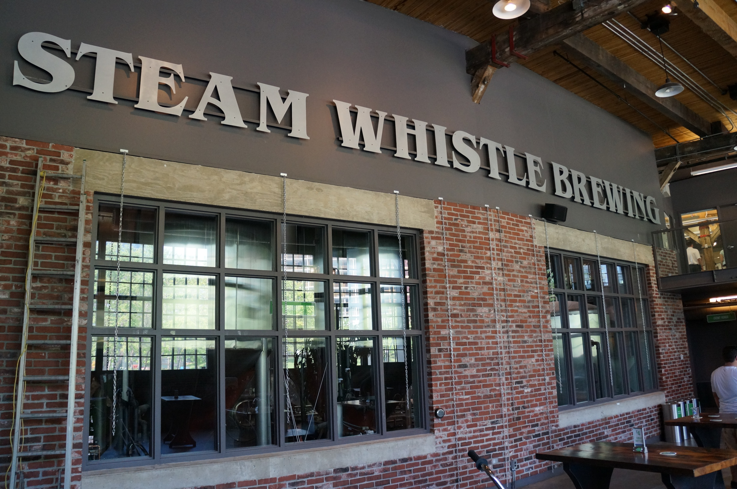 Steam Whistle Brewery Toronto Tour Cost Photos