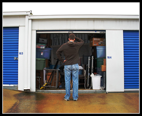 Self Storage Unit Finding Packing Tips Guide