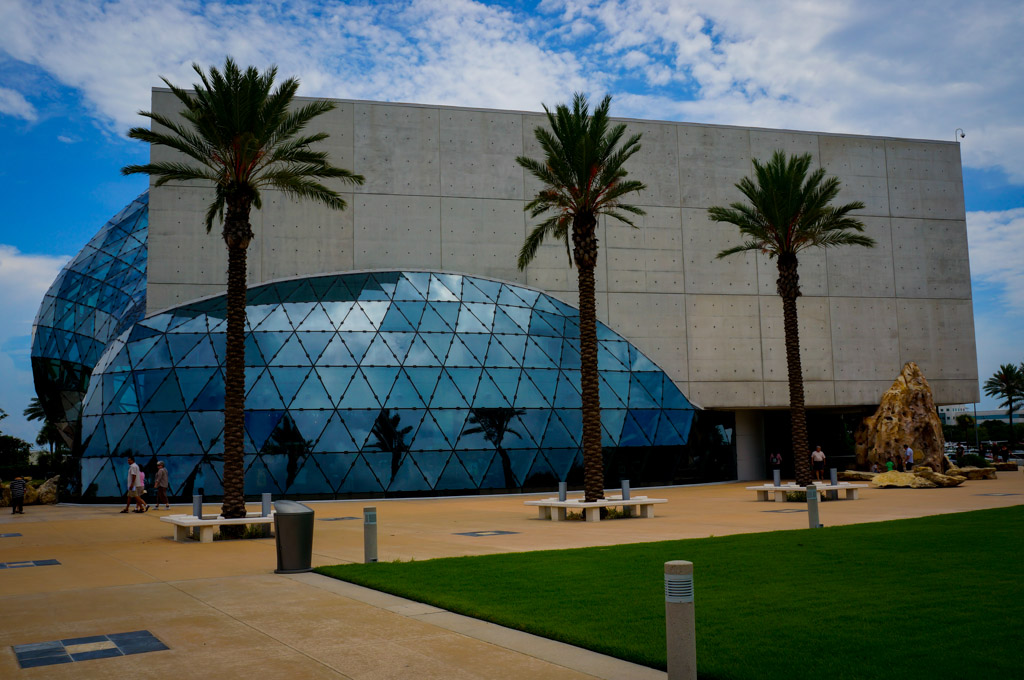 Salvador Dali Museum St. Petersburg, Fl - a Travel Guide to Tampa Bay