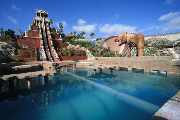 Tenerife Water Parks