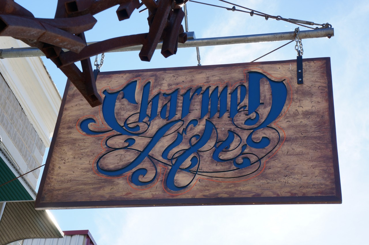 It 39 s a charmed life at the best tattoo studio in baltimore for Best tattoo shops in maryland
