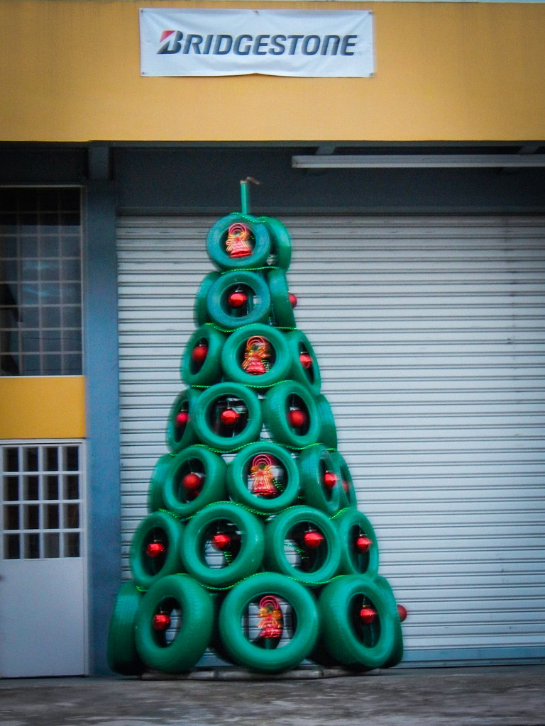 In  a Trini Christmas not all Christmas trees are created equally.