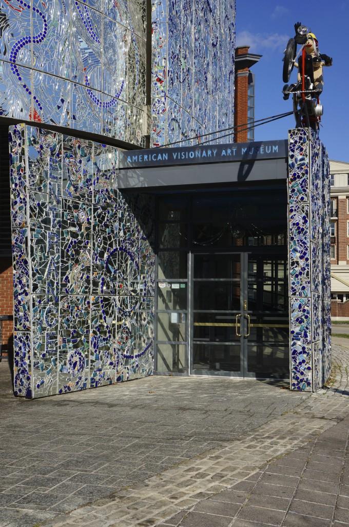 Review Avam American Visionary Art Museum Baltimore