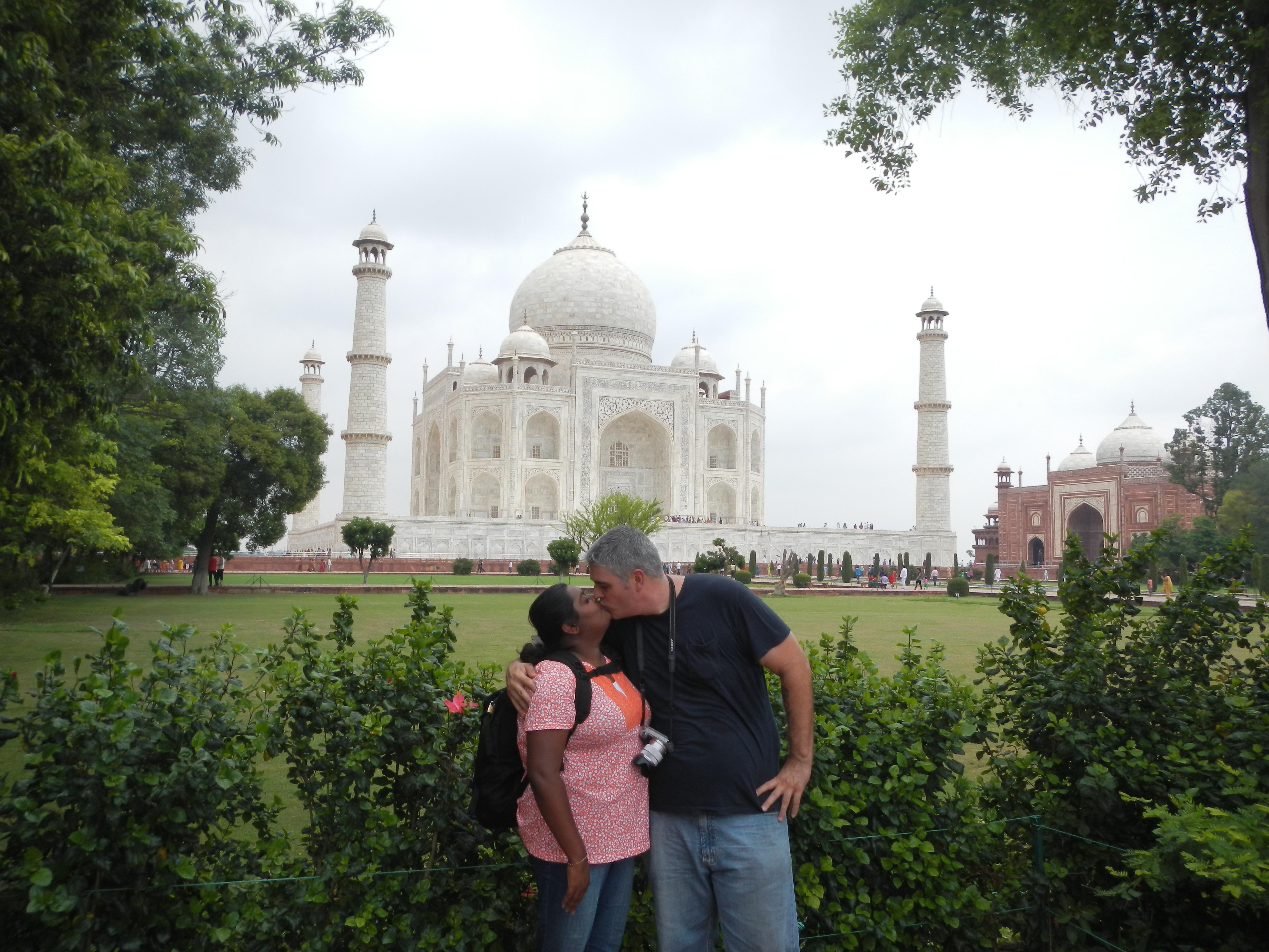 Palace of love -Taj Mahal