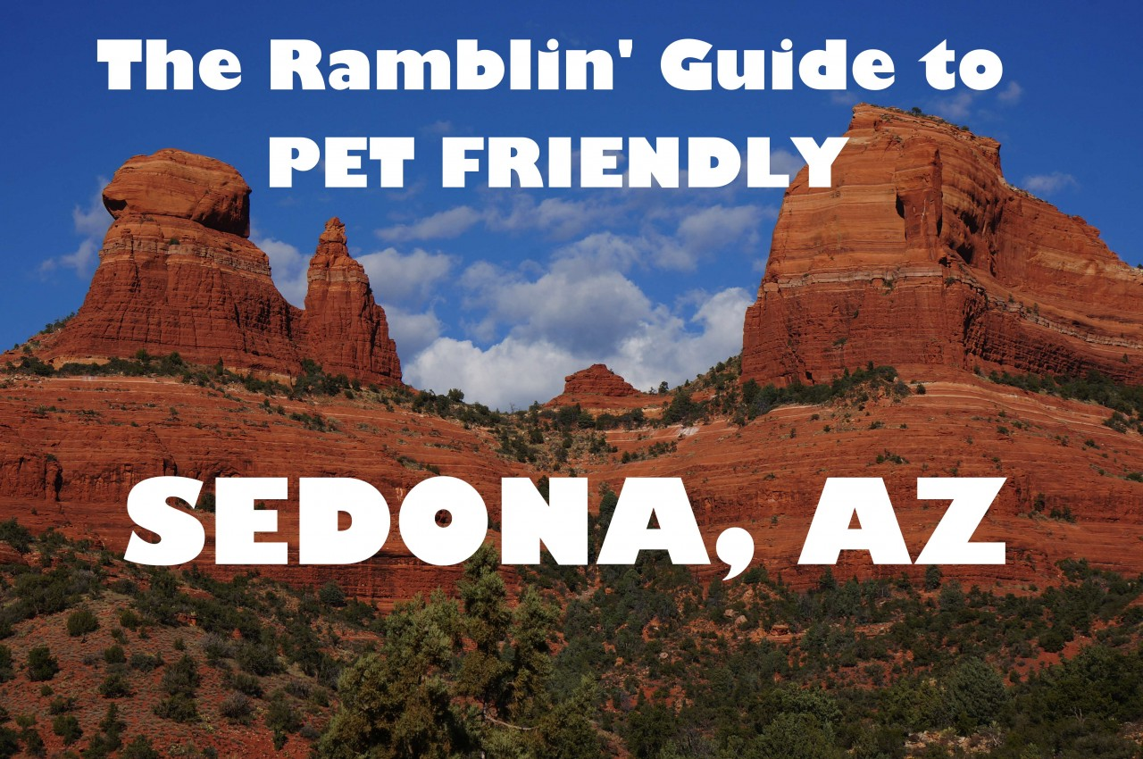 Guide to Pet Friendly Sedona Az