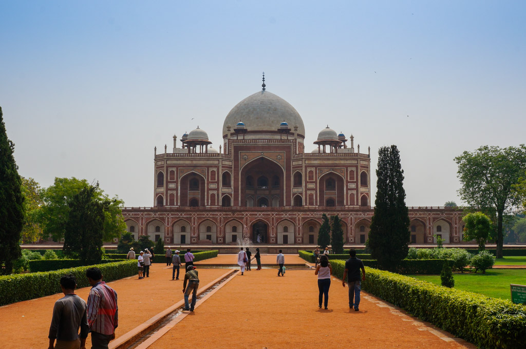 Guide to Humayun's Tomb  New Delhi
