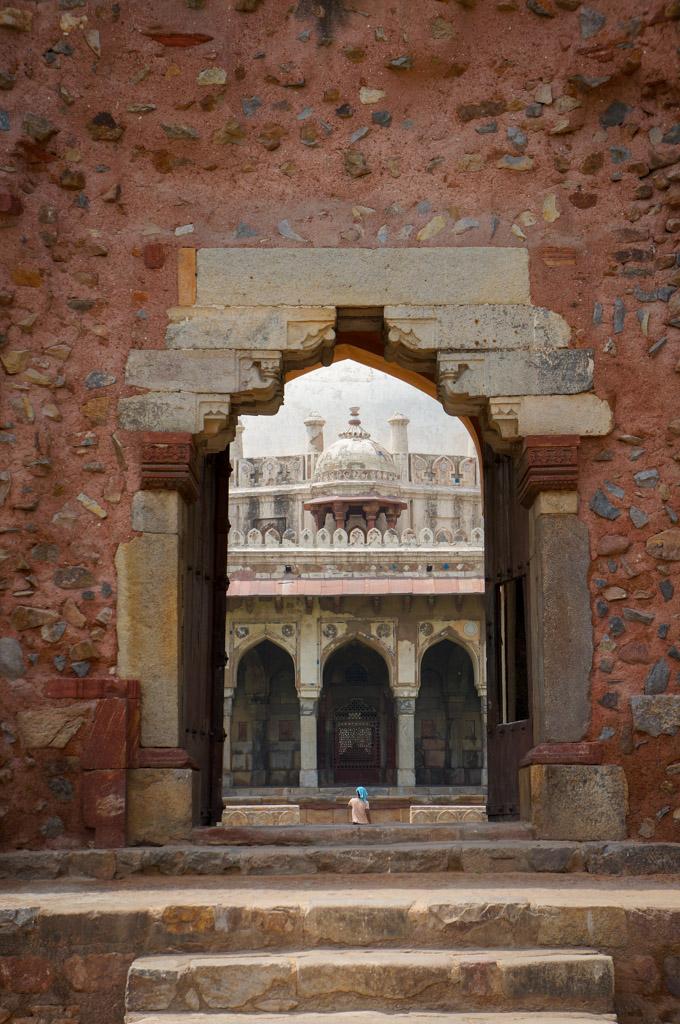 Humayun Tomb Delhi India 33