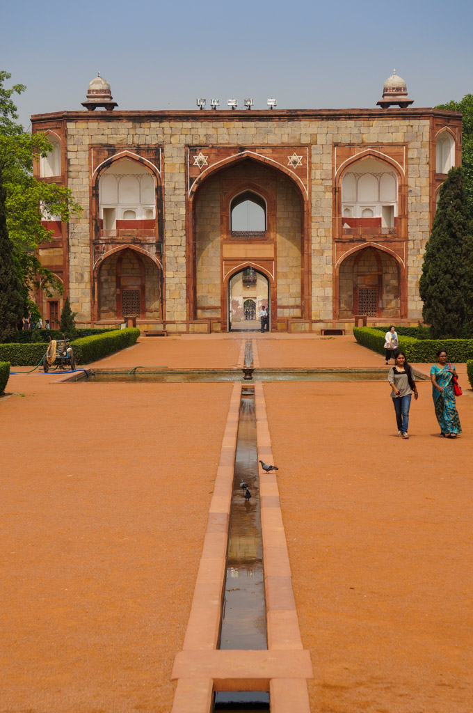 Humayun's Tomb Entry Gate