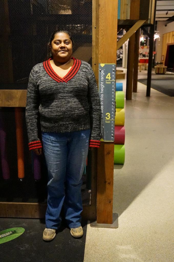 I am too tall!!! :D :D :D