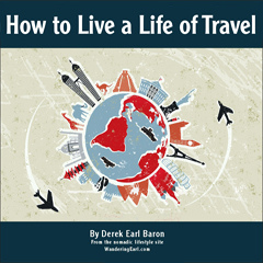 Travel E-books and Blogging tools