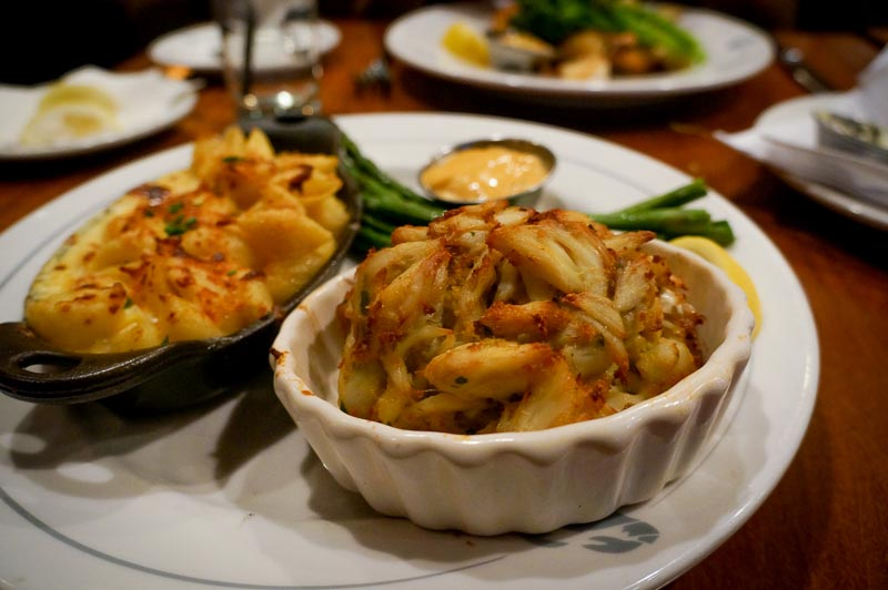 Phillips Seafood Crab Cakes
