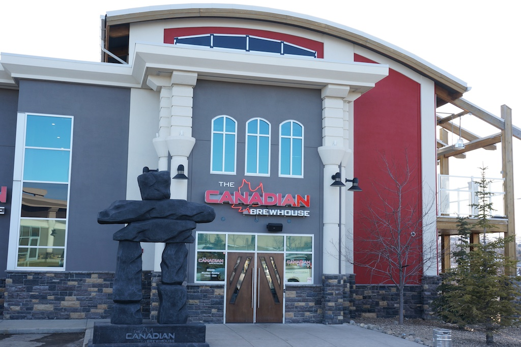 The Canadian Brewhouse - Calgary Location
