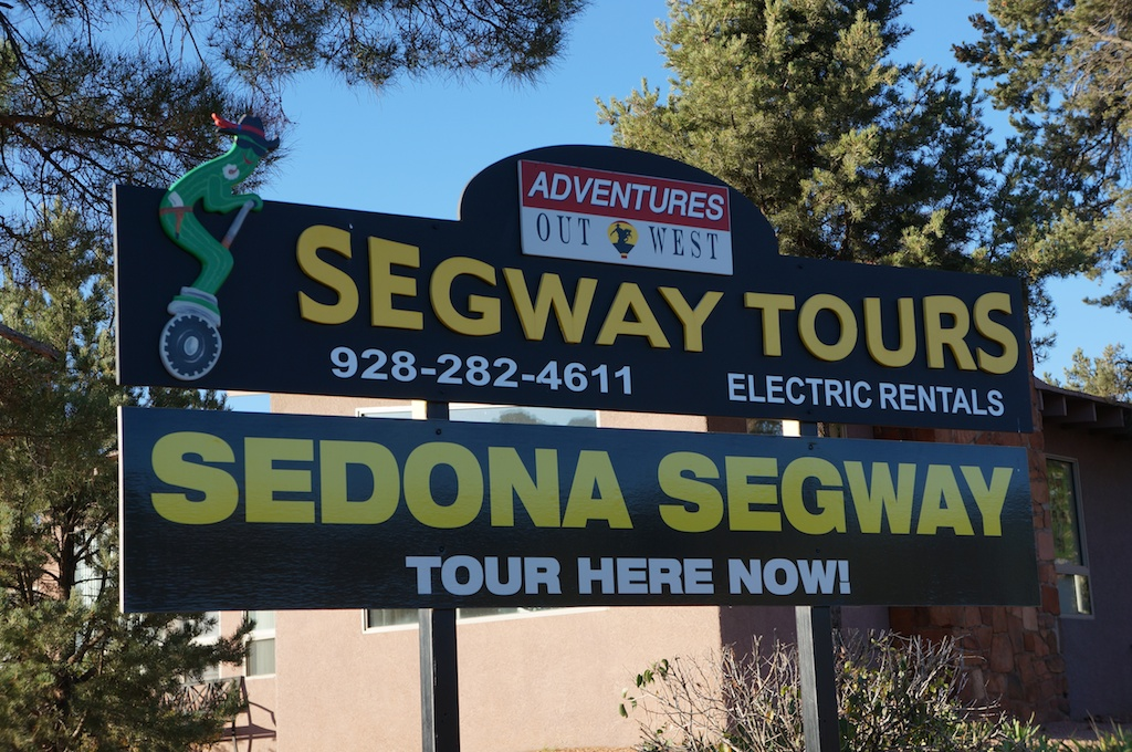 Segway Tour of Sedona