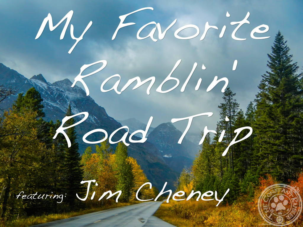 Favorite Road Trip Jim Cheney