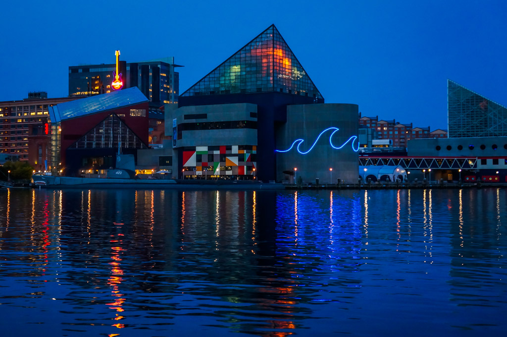 National Aquarium Baltimore Inner Harbor