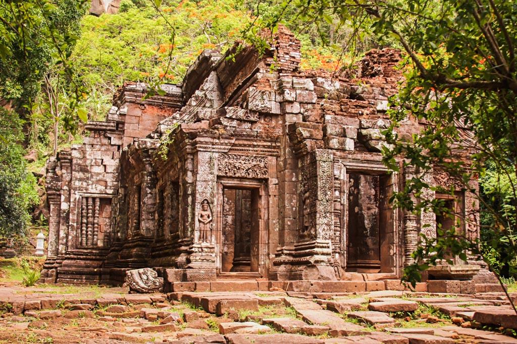 Wat Phou Temple Laos
