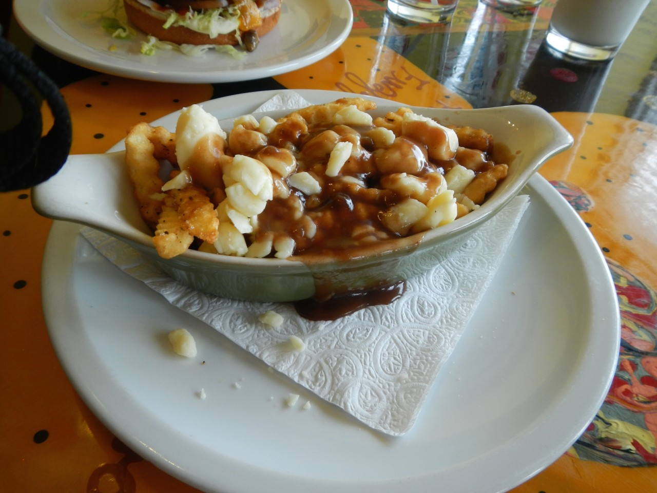 Poutine is a must eat at Bernie and the Boys