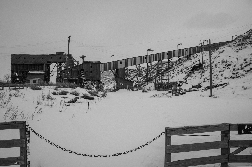 Atlas Coal Mines Drumheller, AB