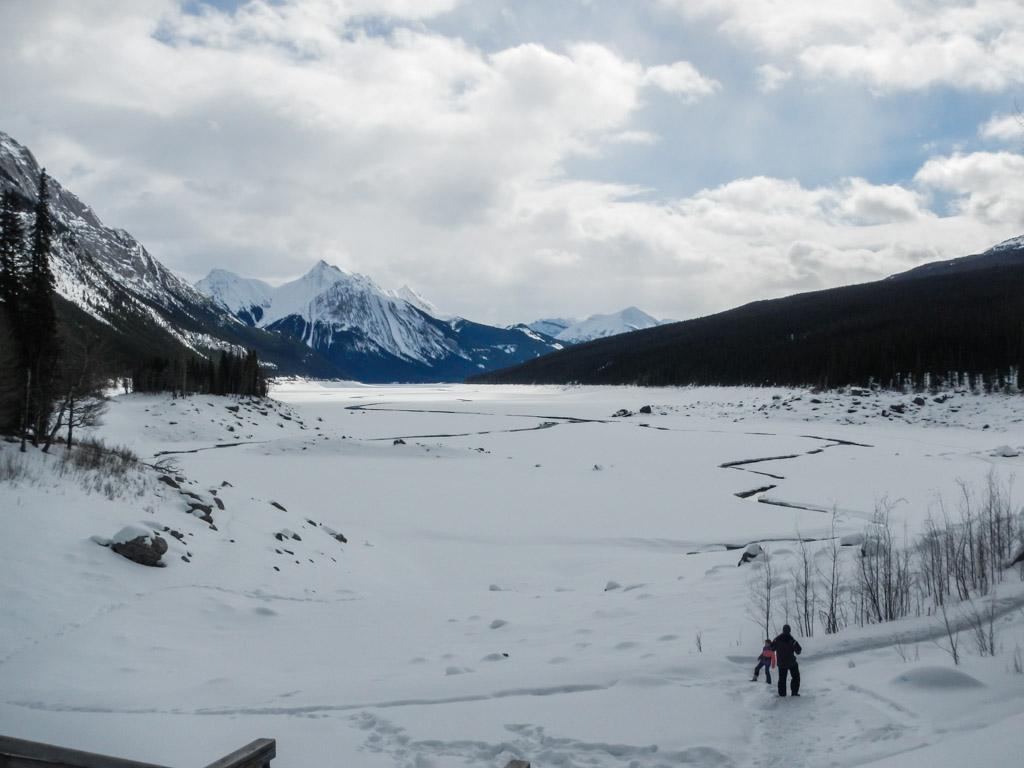 Medicine Lake Jasper Alberta