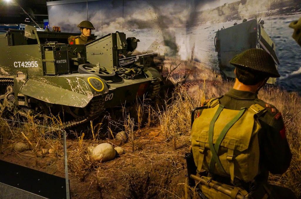 Things to do Calgary Military Musuems