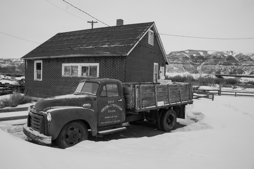 Atlas Truck Sales >> Visiting The Atlas Coal Mine National Historic Site in Drumheller, AB