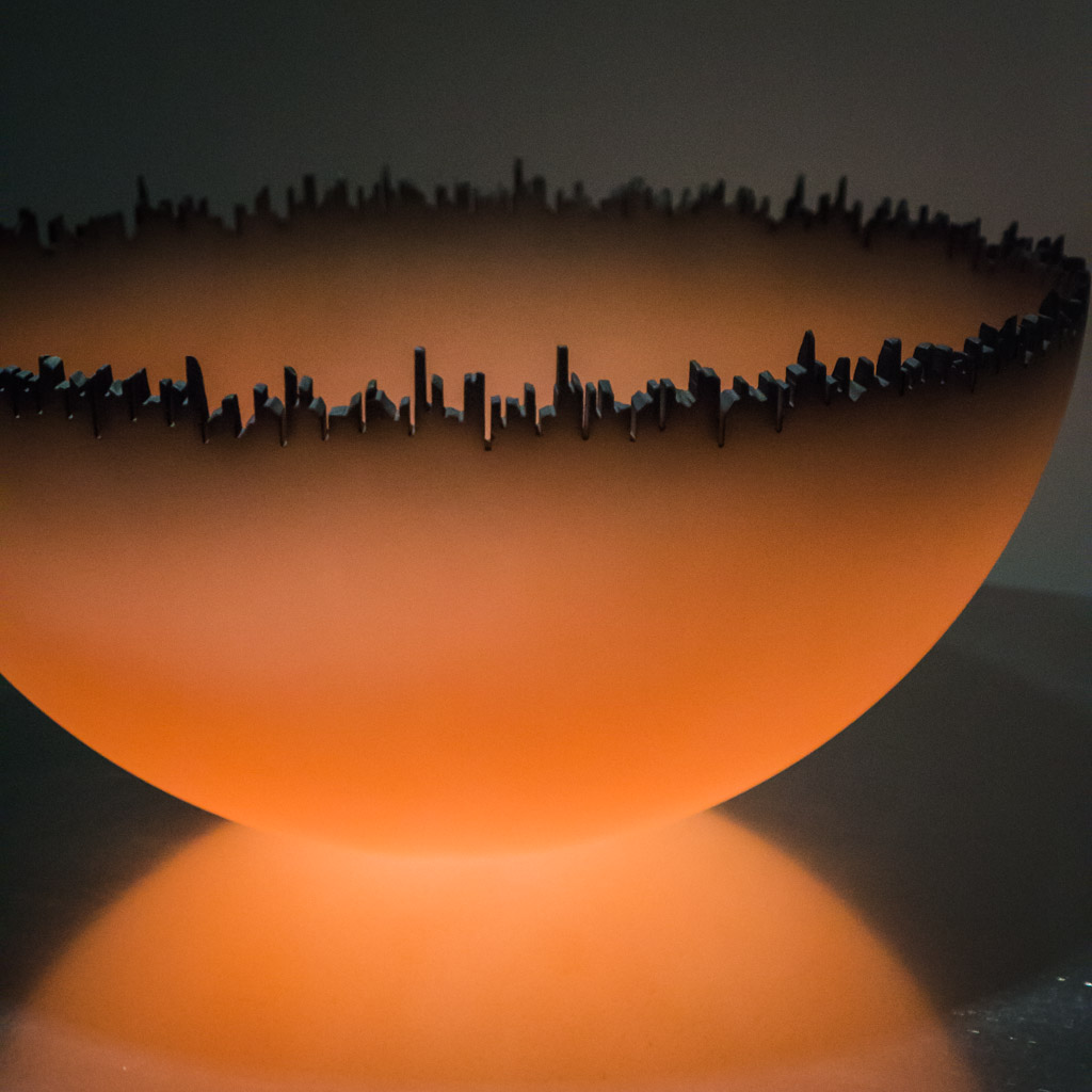 City Skyline Bowl at CMOG