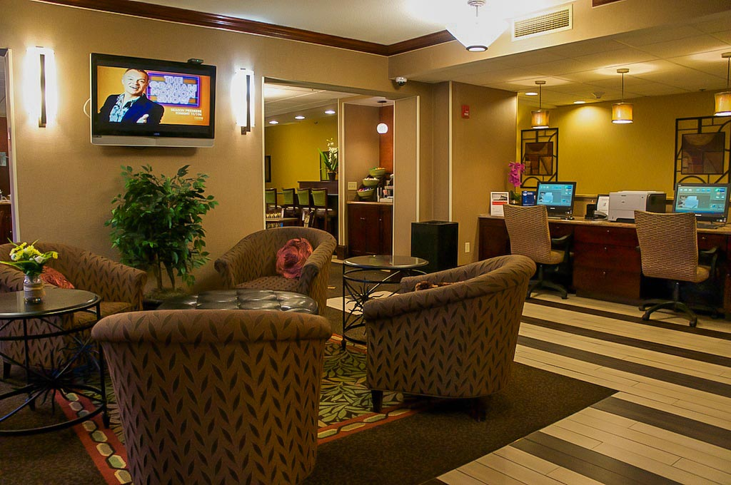 Review Of Holiday Inn Express Harrisburg Pa