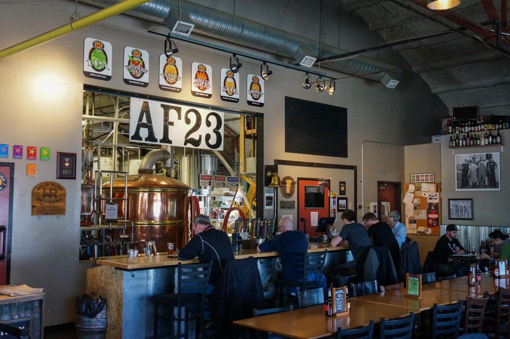 Wild Rose Brewery Calgary Alberta
