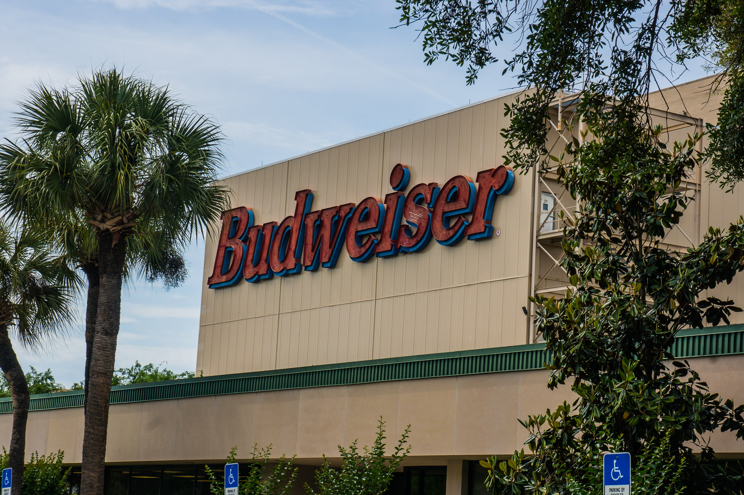 Budweiser beer school in jacksonville fl review and tour for Craft beer jacksonville fl
