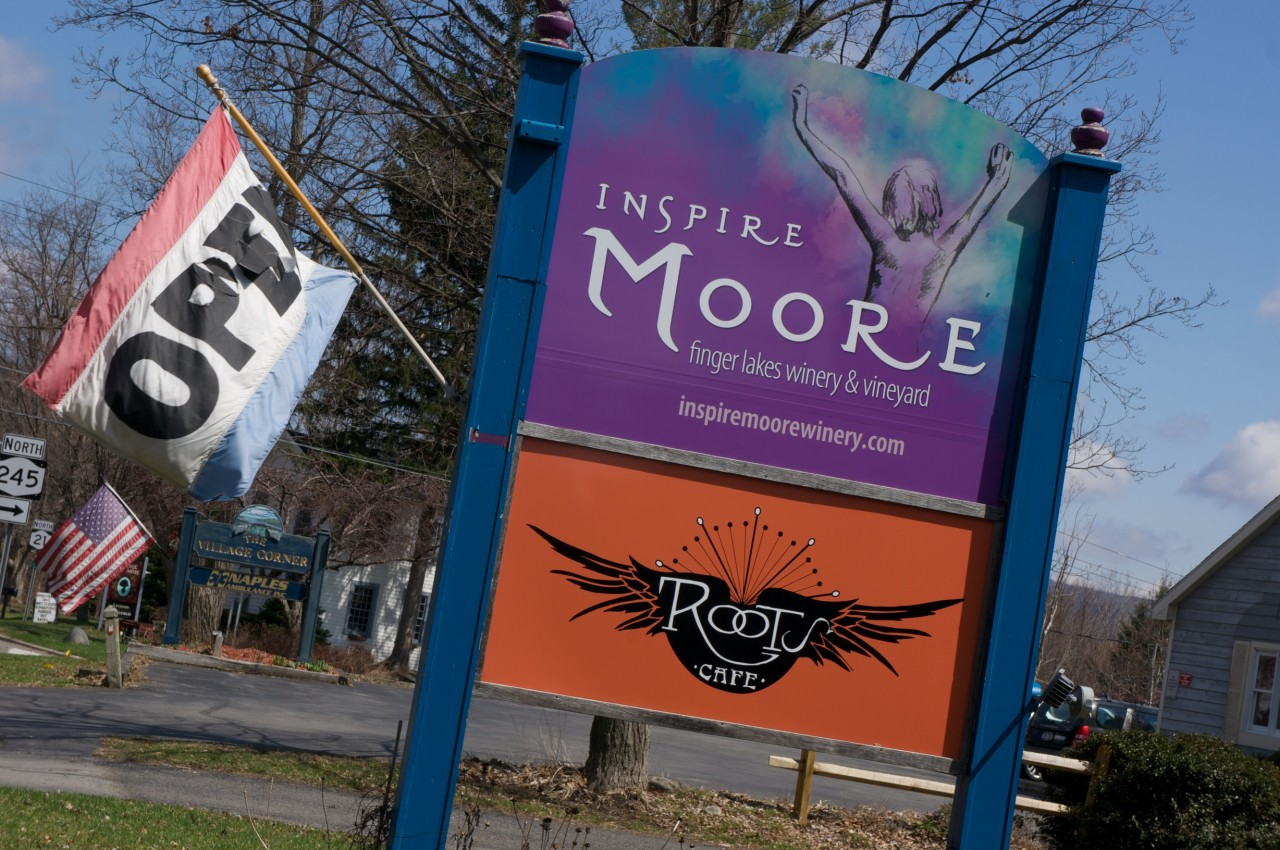 Inspire Moore Winery and Vineyard