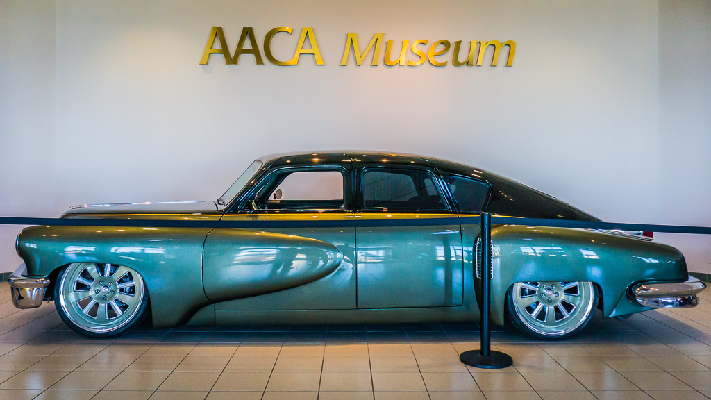 AACA Museum Hershey, PA - Review and Photos