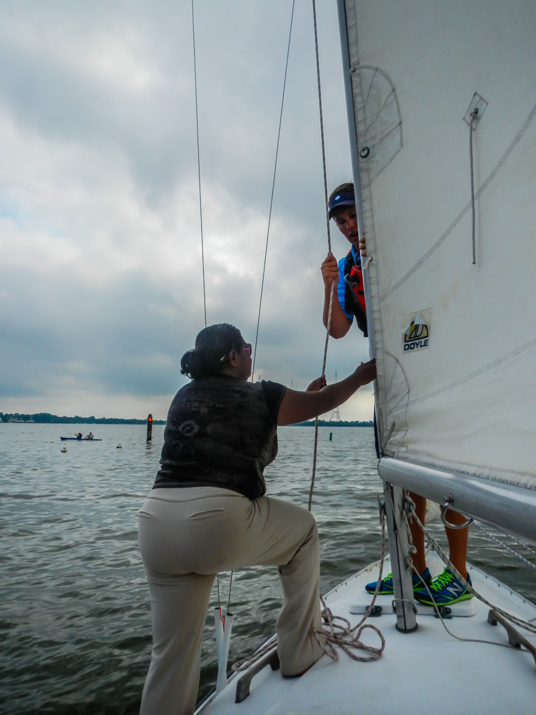 Annapolis Sailing School 079