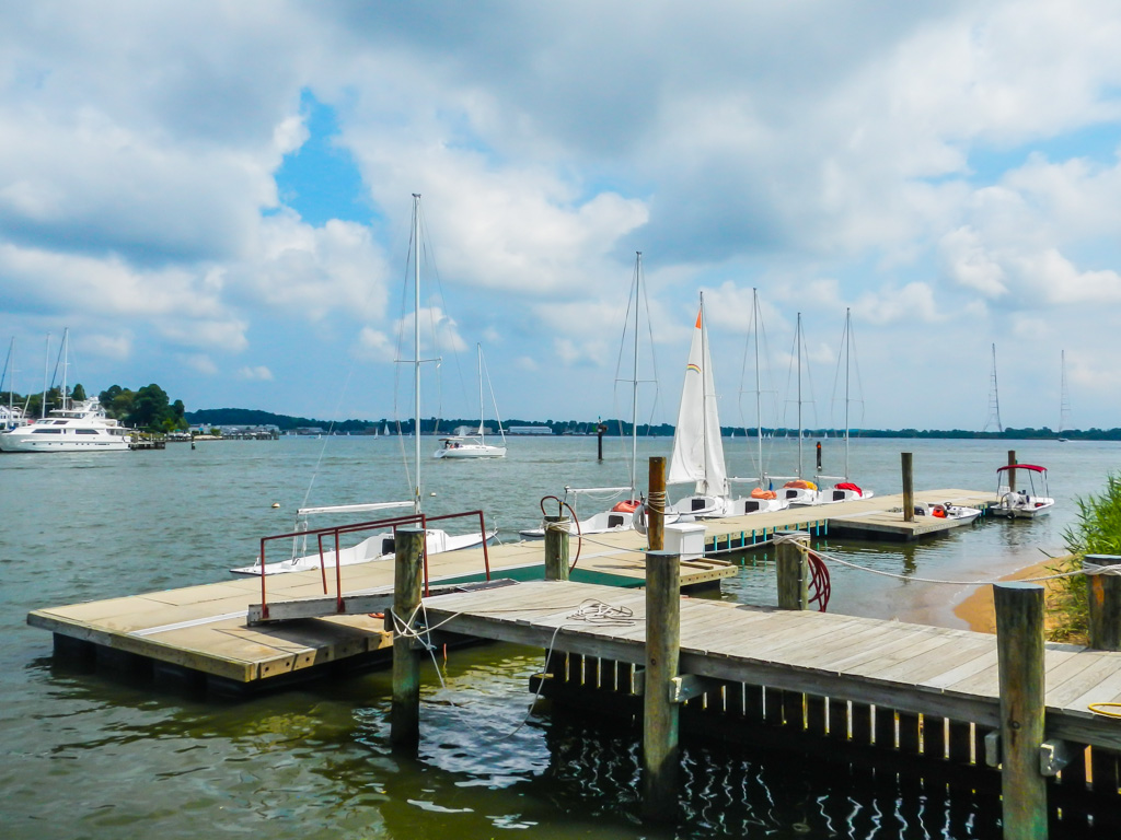 Annapolis Sailing School 080