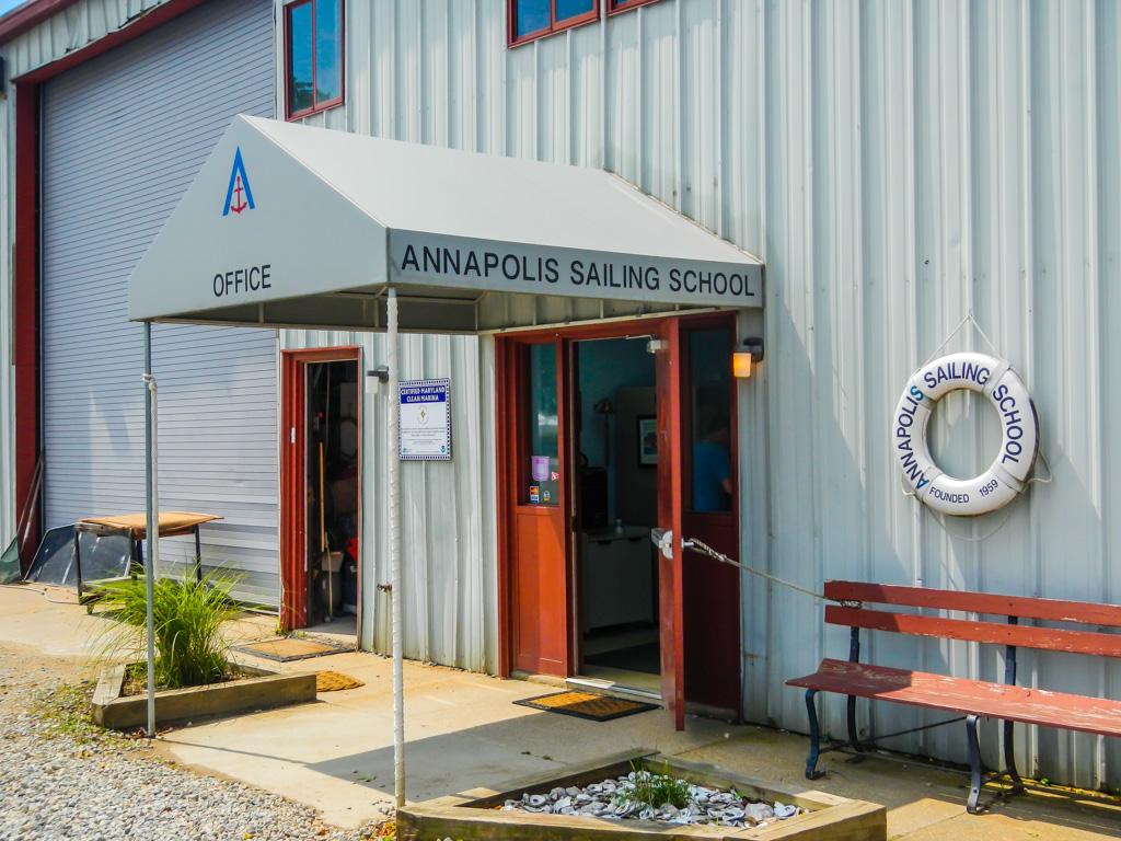 Annapolis Sailing School 081