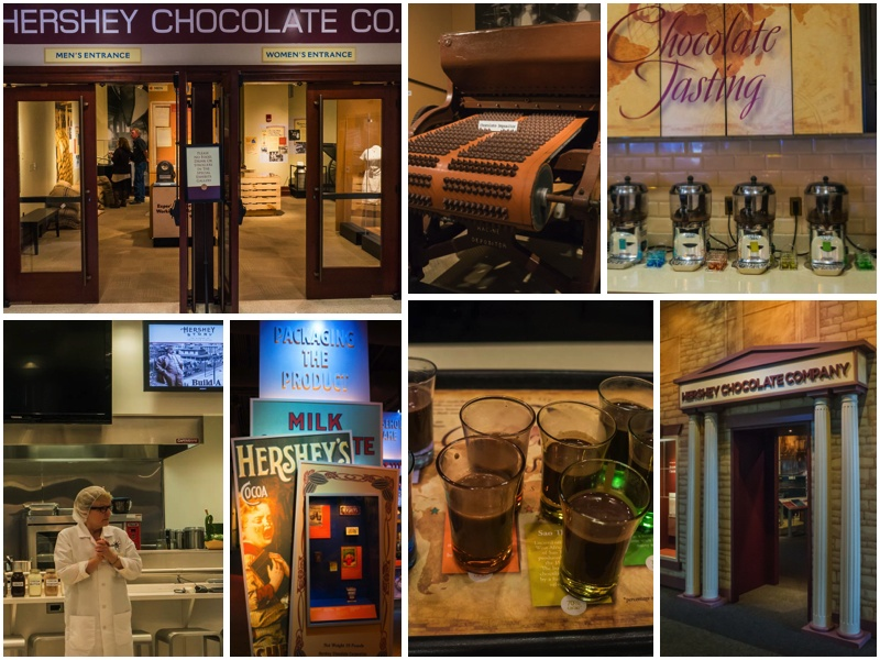 Hershey Chocolate Lab and Museum