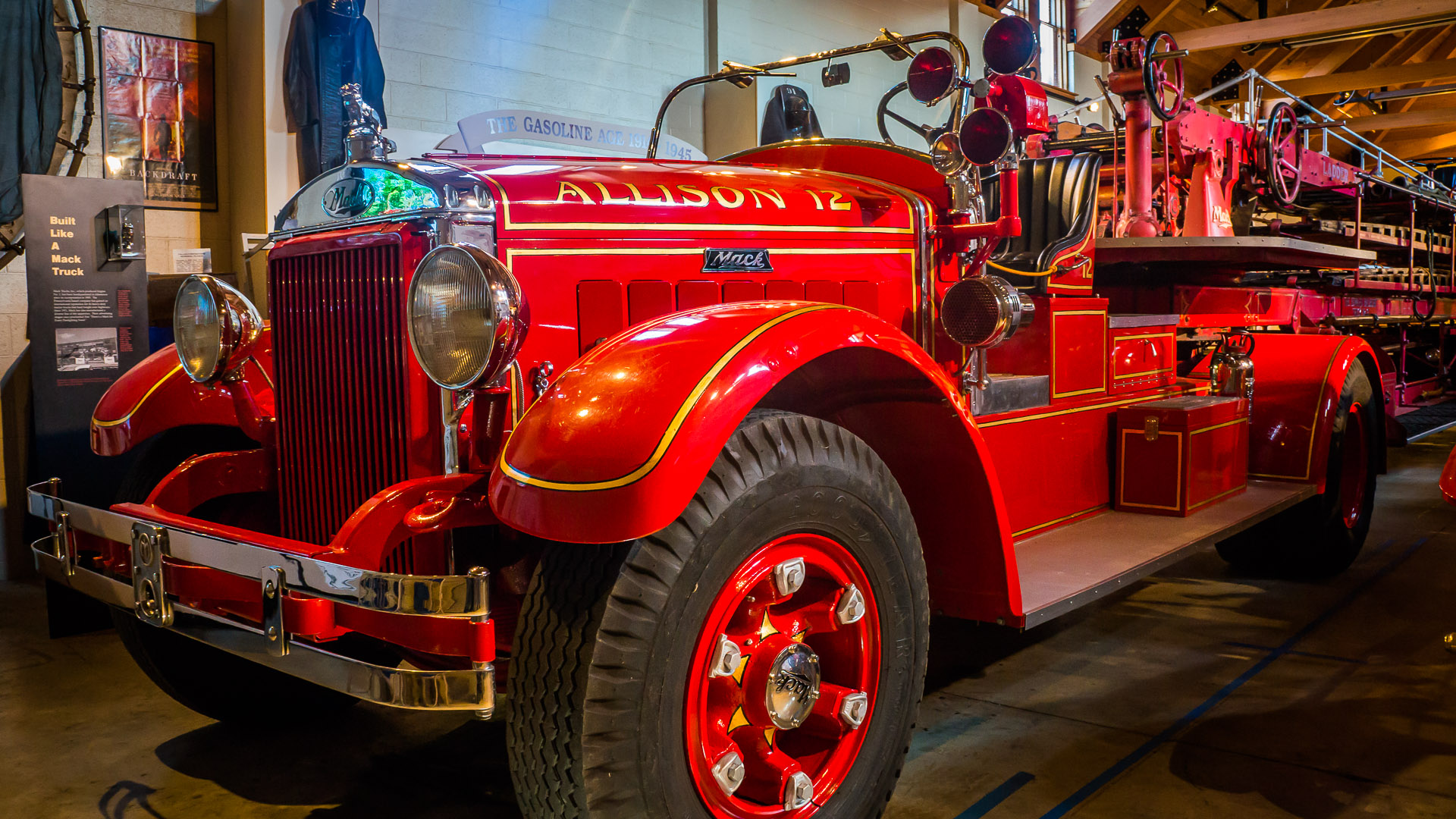 Pennsylvania Fire Museum 035