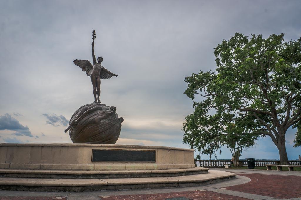 Jacksonville War Memorial Park