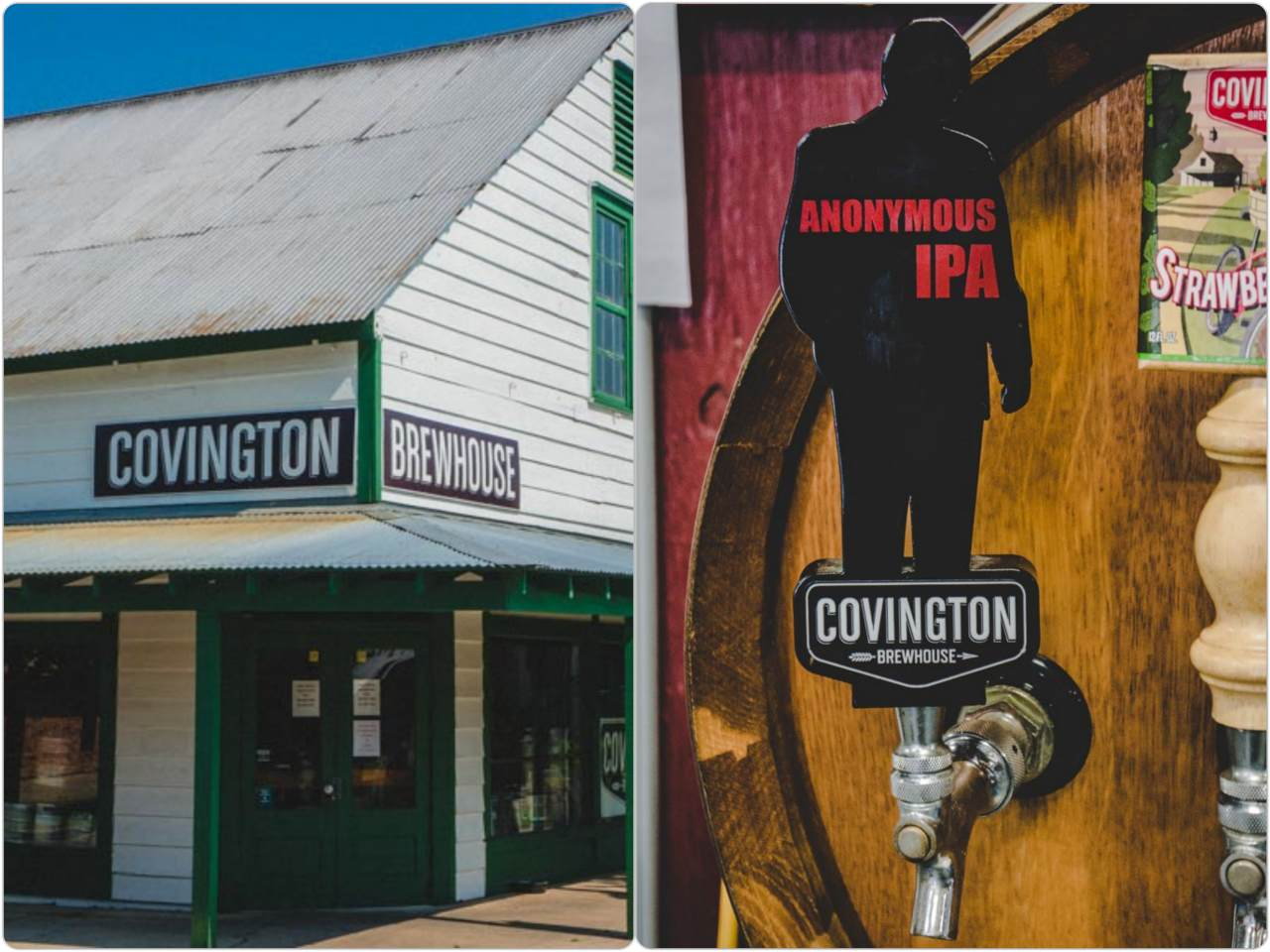 Covington Brewhouse Louisiana