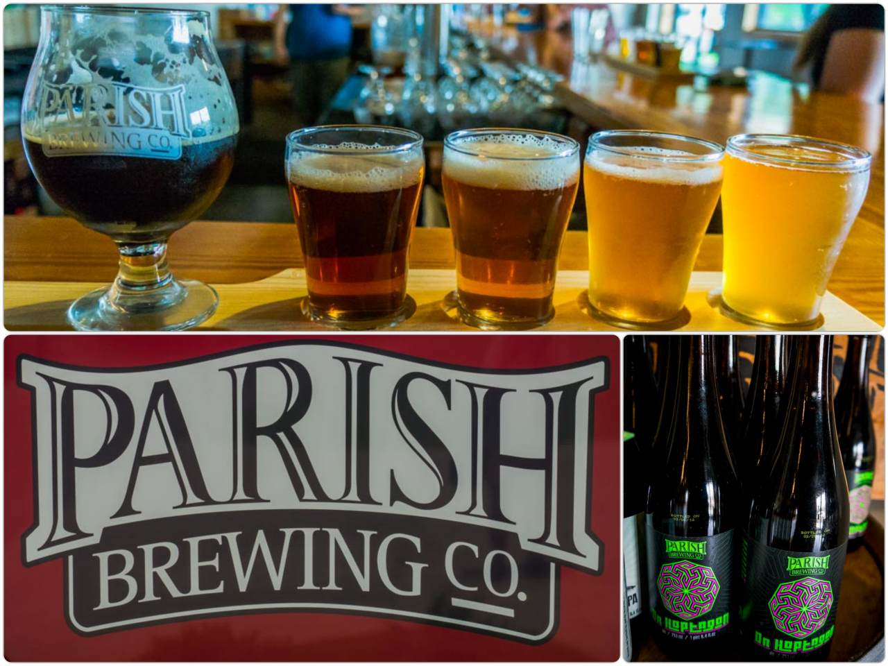 Parish Brewing Co Louisiana Brewery Trail