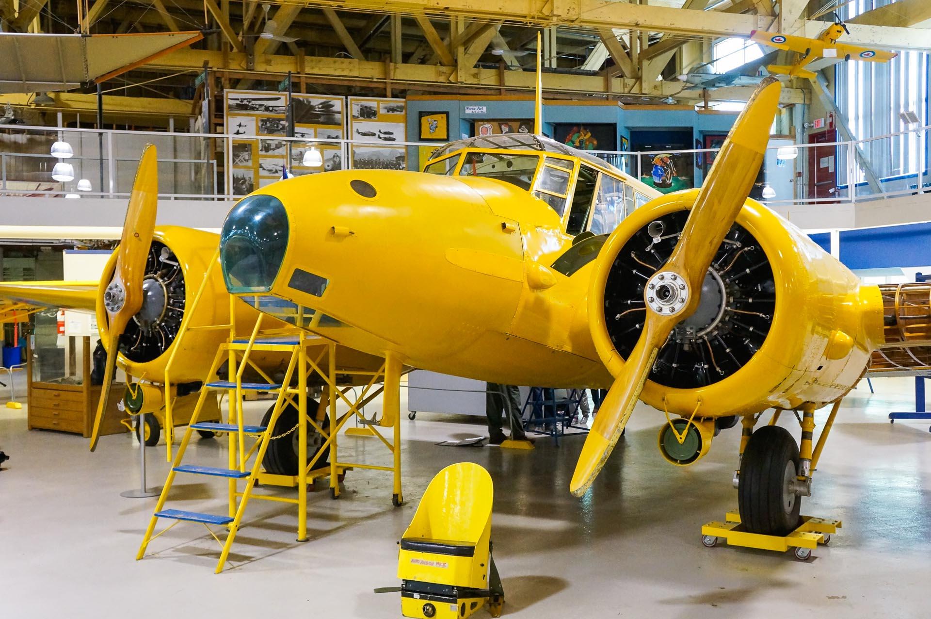 Calgary Aerospace Musuem