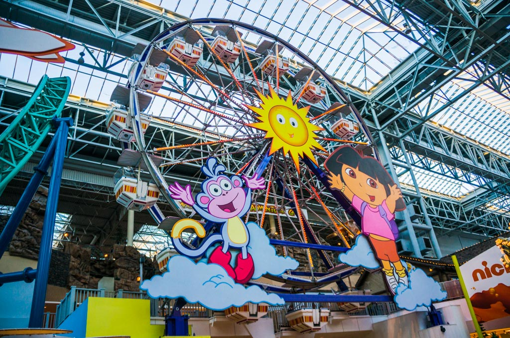 Things to do at Mall of America