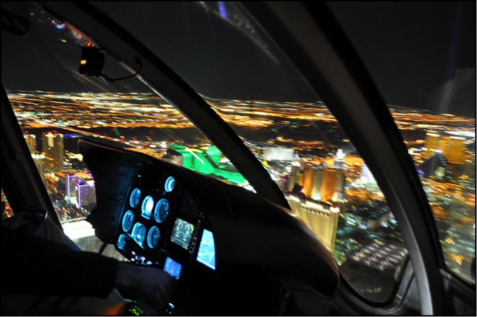 Vegas Chopper Ride
