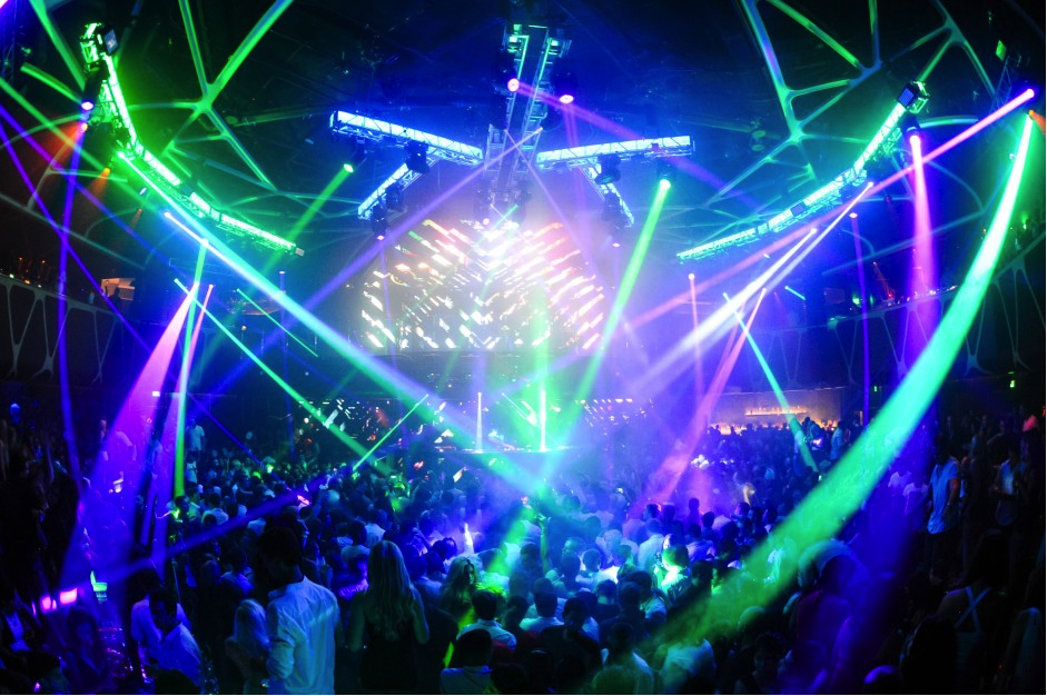 Vegas Clubbing
