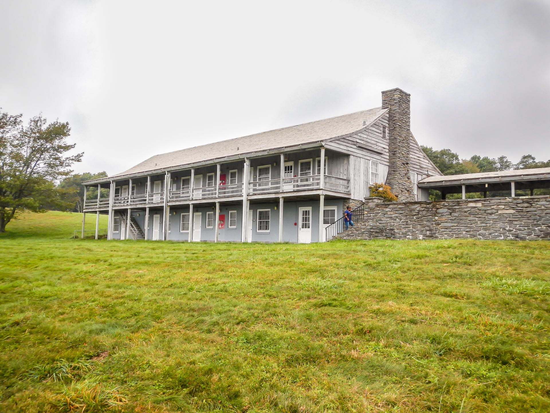 Blue Ridge Parkway Otter Lodge