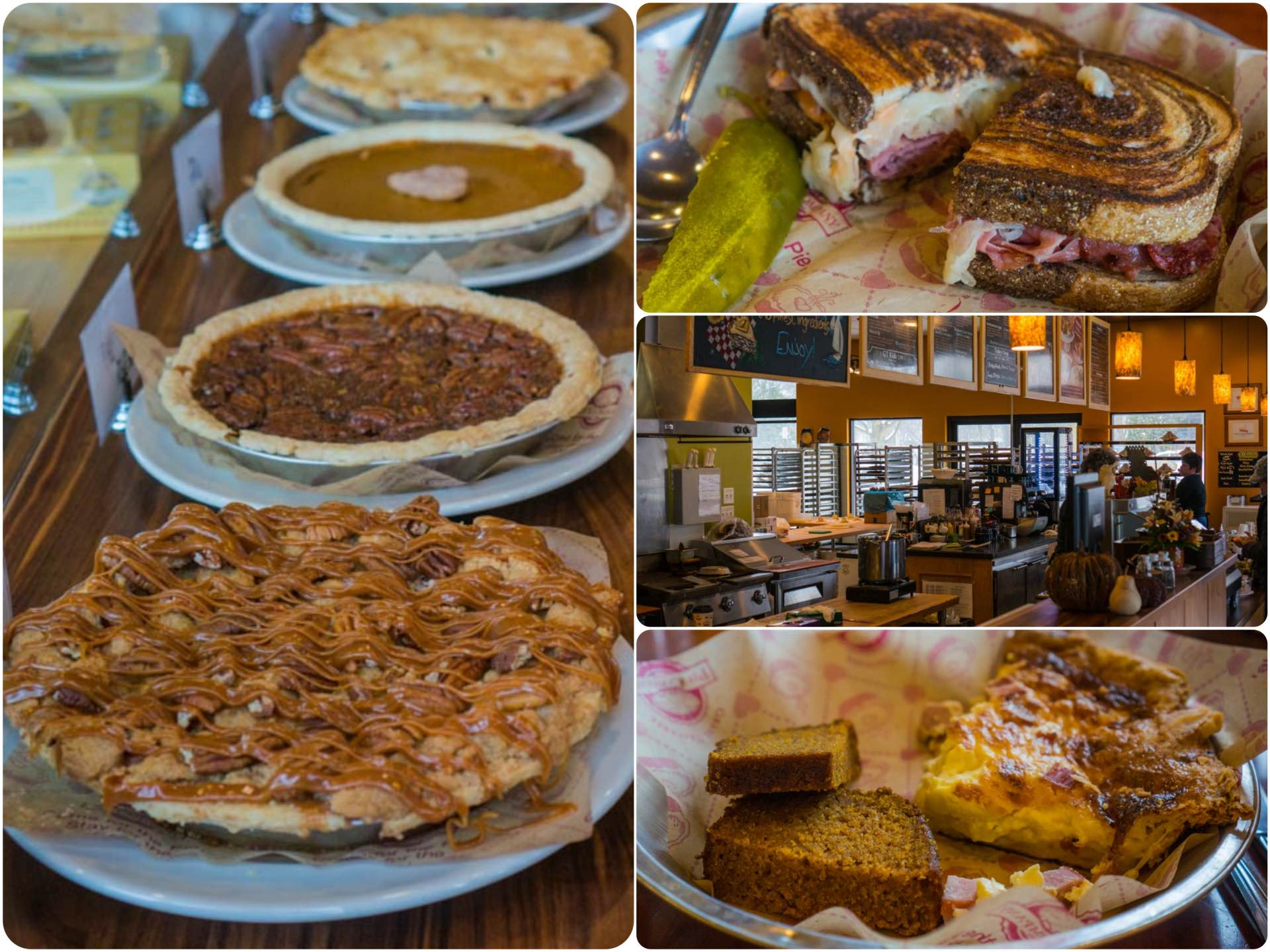 Grand Traverse Pie Company Traverse City travel guide