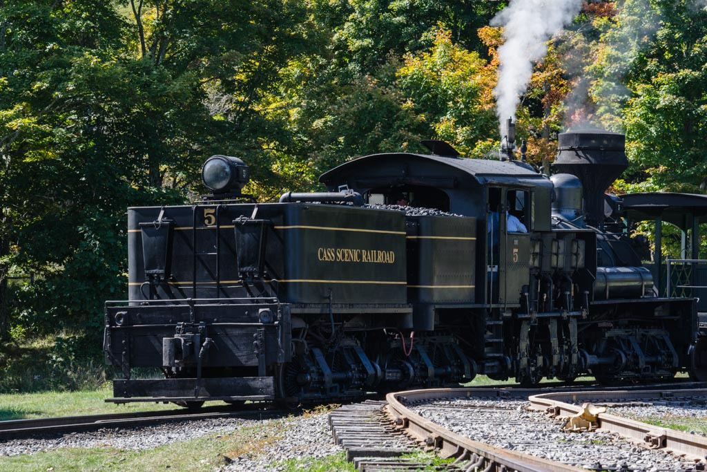 Cass Scenic Rail Road