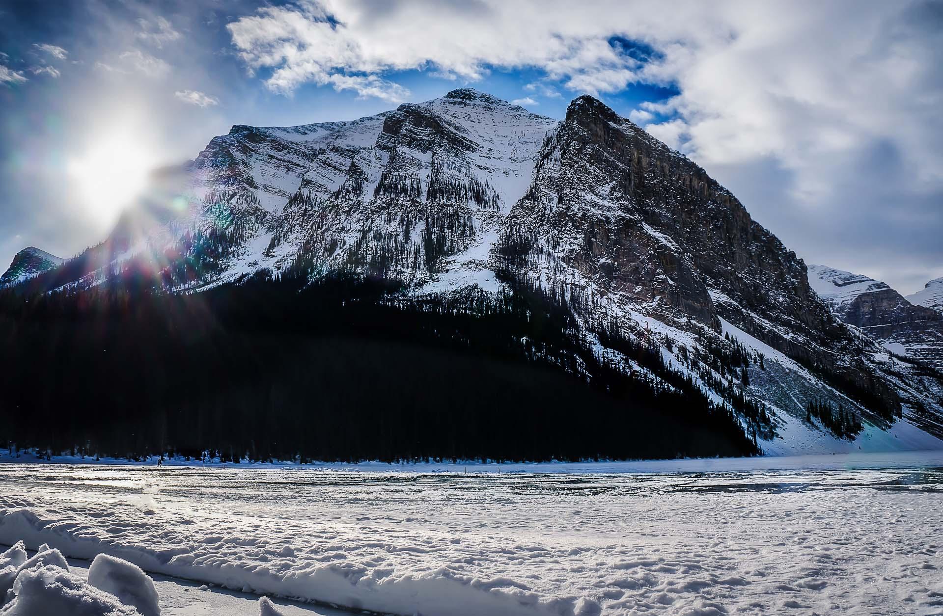 Banff Lake Louise Alberta