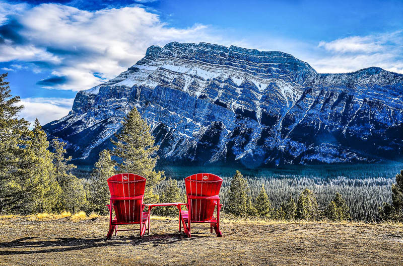 Adirondack-Chairs-in-Banff-Alberta-2