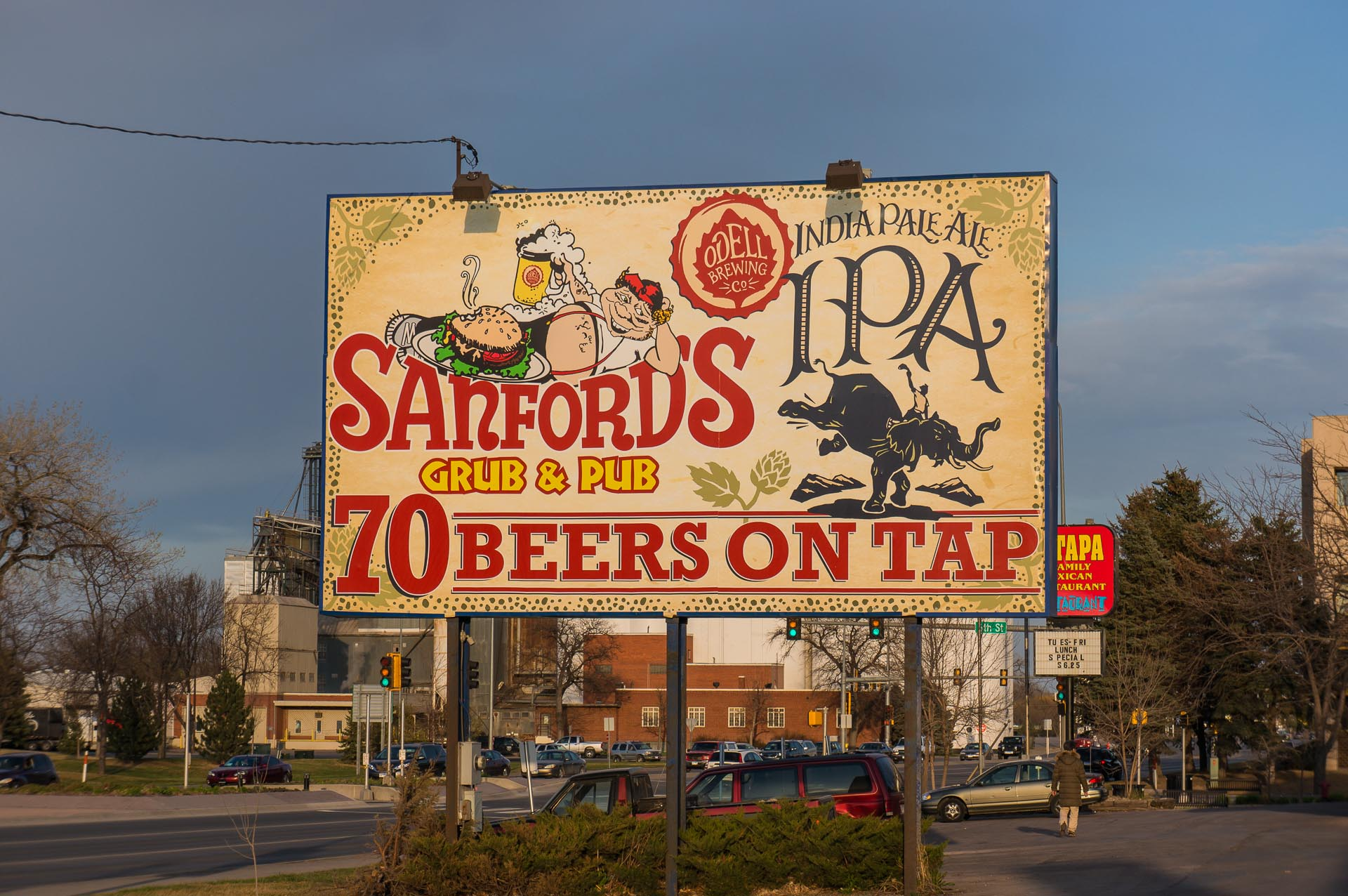 Sanfords Grub and Pub Rapid City